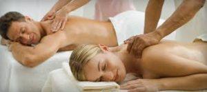 Massage for couples, escort massage